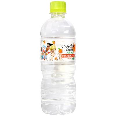 Coca-Cola 蜜柑風味水(555ml)