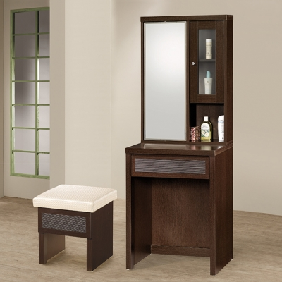 Boden - 芬蘭2尺化妝桌椅組(三色可選)