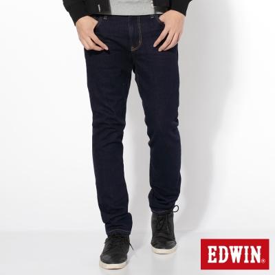 EDWIN 窄直筒 503NARROW牛仔褲-男-原藍色