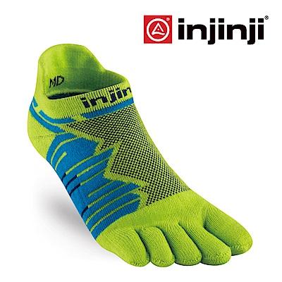 【INJINJI】Ultra Run 終極系列五趾隱形襪 [二色可選]
