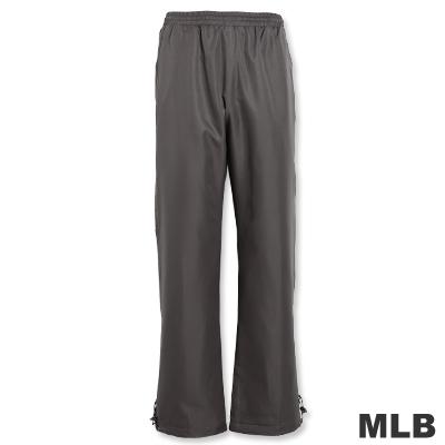 MLB-美國大聯盟厚風衣長褲-深灰(男)