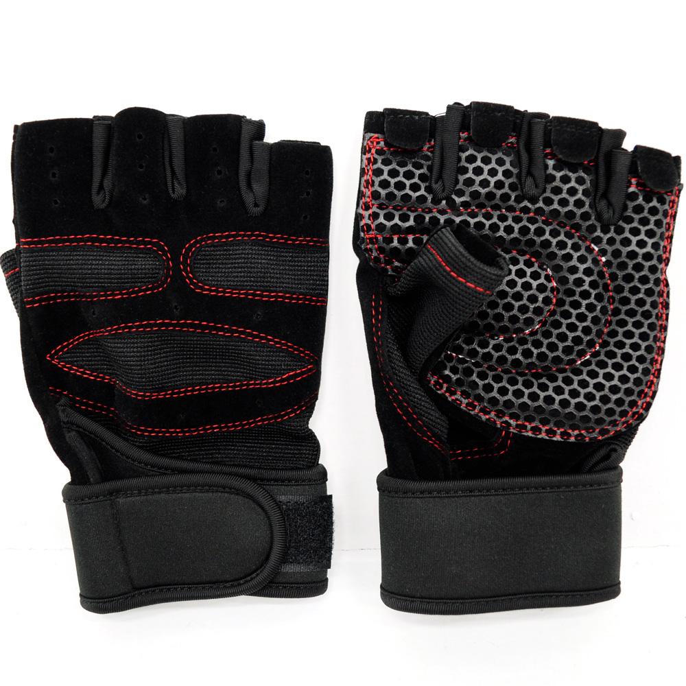 強化護腕運動手套
