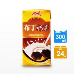 古道 布丁奶茶(300mlx24瓶)