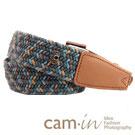 Cam in 經典編織系列相機背帶(共2色)