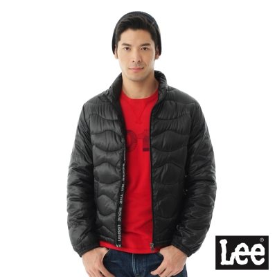 Lee URBAN RIDERS羽絨外套90%羽絨-男款-黑色