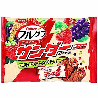 有樂製果 雷神穀物巧克力棒(126g)