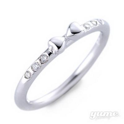 【YUME】心情點滴戒指─心情線戒