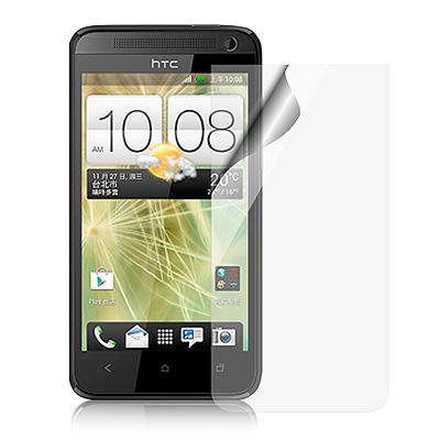 魔力 HTC Desire 501 4.3吋 霧面防眩螢幕保護貼 @ Y!購物