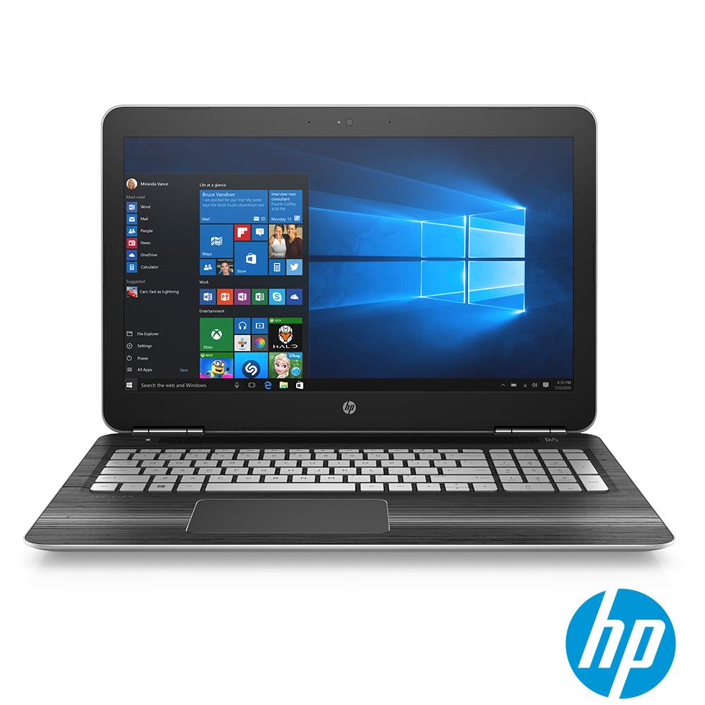 HP Pavilion 15-bc214TX 15吋電競筆電i7-7700HQ 256G 1T