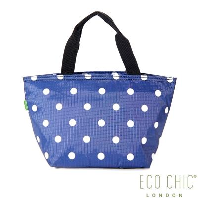 英國ECO CHIC保冷袋-水玉