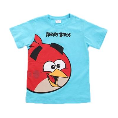 憤怒鳥短袖T恤 k50177