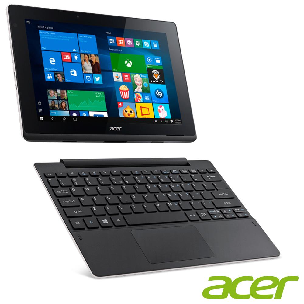 acer Switch SW3-016-17R4 10吋四核平板筆電(Z8300/W10/白)