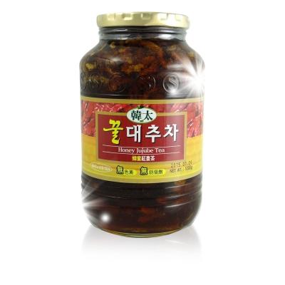 韓太 黃金蜂蜜紅棗茶(1KG)