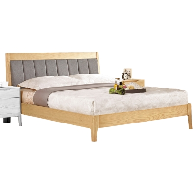 愛比家具 肯丹5尺雙人床架(不含床墊)