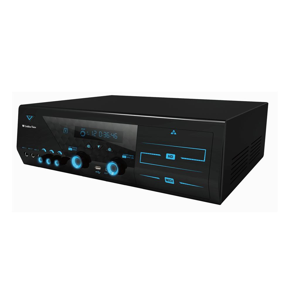 金嗓1500GB大力神電腦伴唱機(MT-1500)