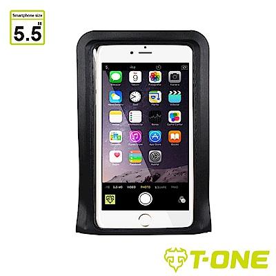 《T-ONE》 2284-654 6吋手機袋AKULA PLUS 黑