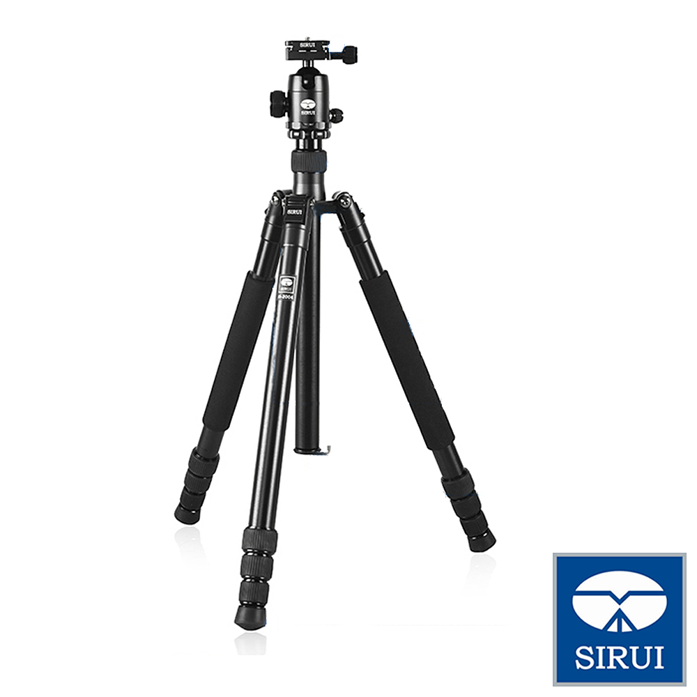 SIRUI 超鋁合金三腳架(附G20KX雲台) T2004XG20KX