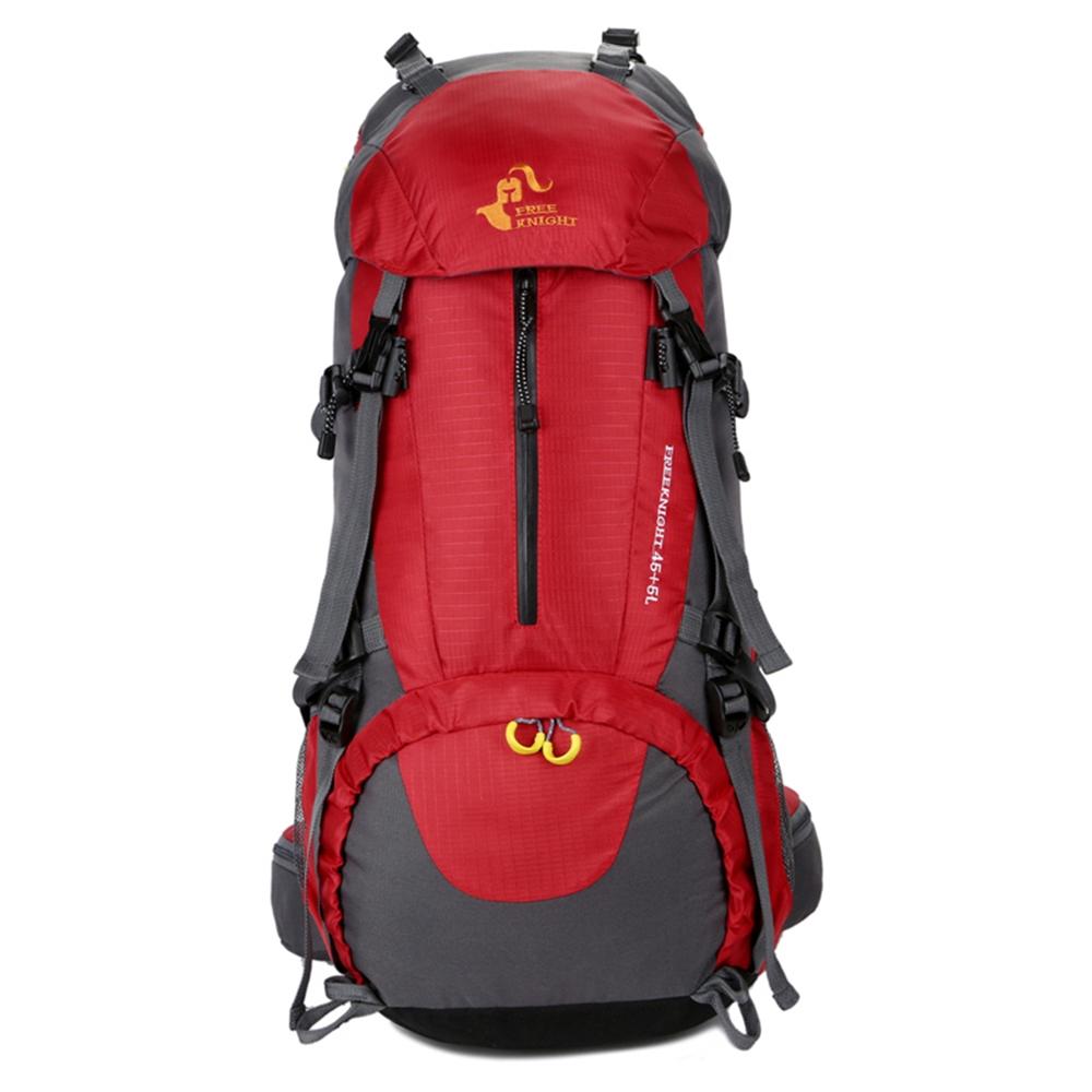 FK0006 RD紅50L 輕量休閒/登山背包