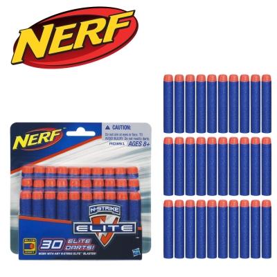 NERF-菁英系列30發子彈補充包-2入