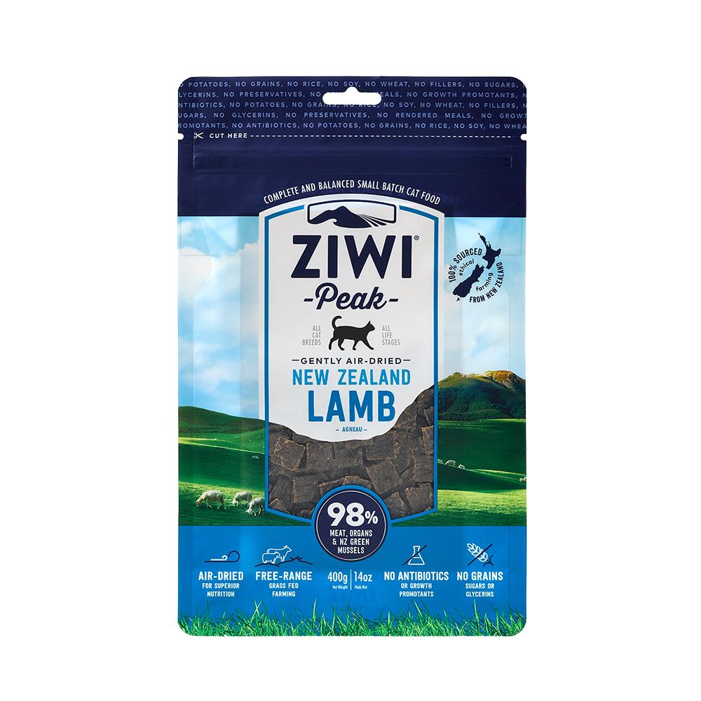 ZiwiPeak巔峰 98%鮮肉貓 羊肉400G