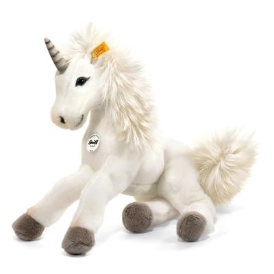 STEIFF德國金耳釦泰迪熊 - Starly Unicorn 獨角獸(動物王國)