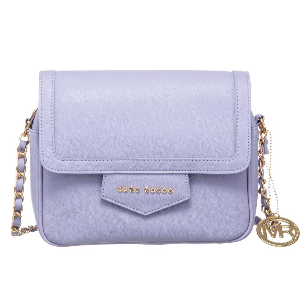 MARC ROCOO 法式甜蜜繽紛鏈帶包108-薰衣草紫(快)