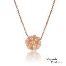 大東山珠寶 淡水珍珠墬飾短鍊 輕舞細韻