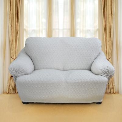 格藍家飾-艾米防撥水彈性沙發便利套2人座