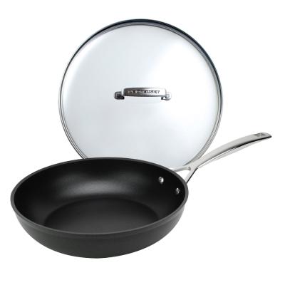 LE-CREUSET-TNS-單柄不沾炒鍋-26cm-玻璃鍋蓋-26cm
