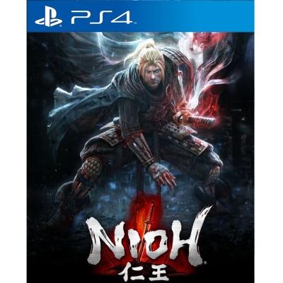 預購-仁王-NIOH-PS4亞洲中文版