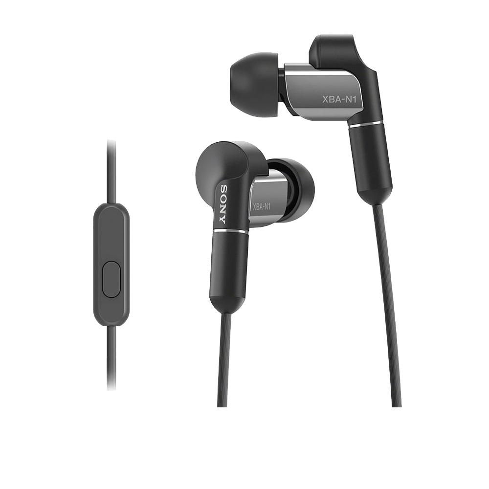 SONY 平衡電樞立體聲耳機 XBA-N1AP