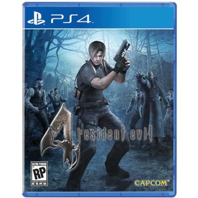 惡靈古堡 4 - PS4 亞洲 英文版