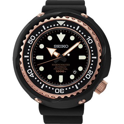 (無卡分期24期)SEIKO PROSPEX 鈦 海洋大師千米潛水腕錶(SBDX014G)