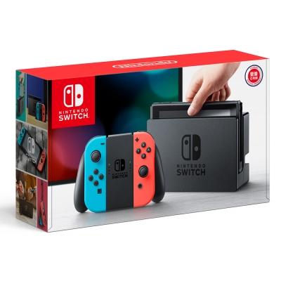 任天堂Nintendo Switch-電光藍/紅 Joy-Con