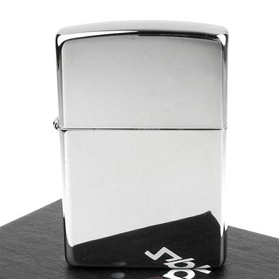 【ZIPPO】美系~拋光鍍鉻鏡面打火機