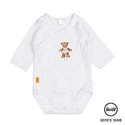 STEIFF德國精品童裝 - 熊熊 長袖包屁衣(新生兒系列)