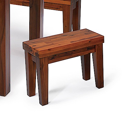 H&D 相思木短板凳 (寬60X深35X高45cm)