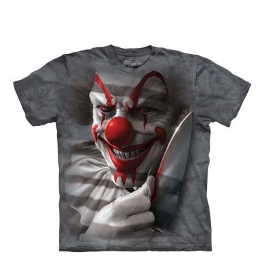 摩達客 美國進口The Mountain 血腥小丑 純棉環保短袖T恤