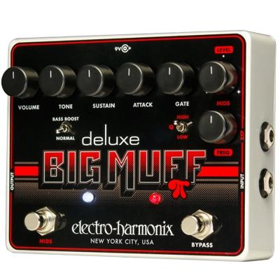 Electro Harmonix Deluxe Big Muff 效果器