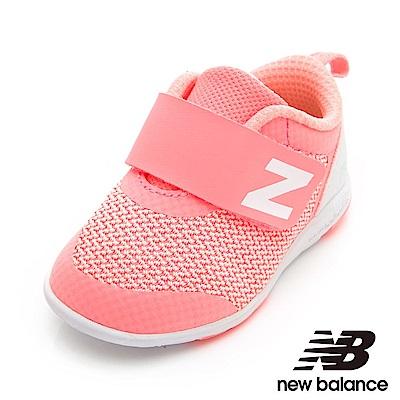 New-Balance-嬰幼童復古鞋-粉橘-FS2