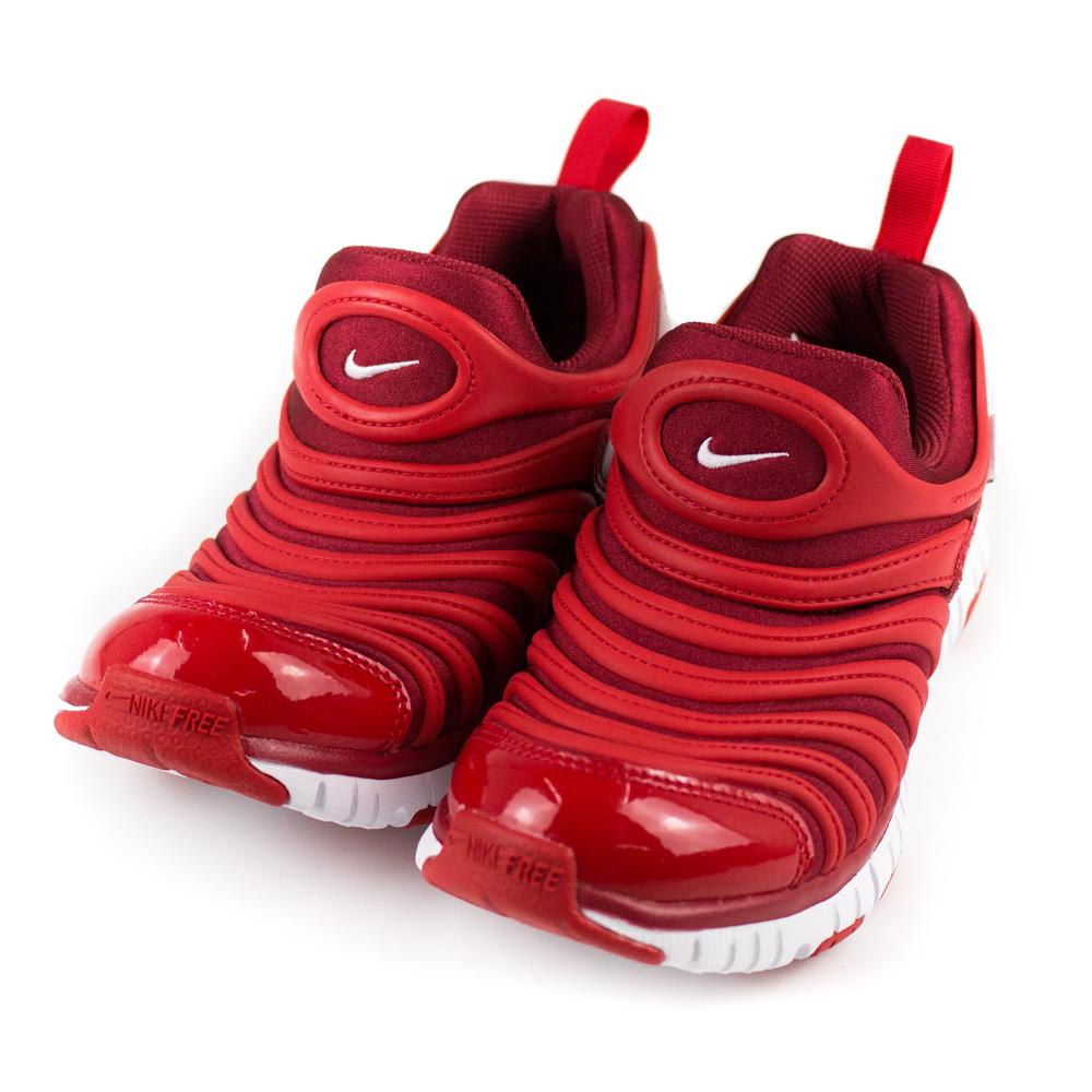 24H-NIKE-中童鞋343738621-紅