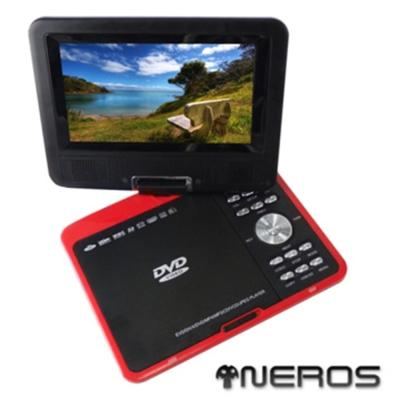 NEROS 緋紅美人 9吋 移動式RMVB-DVD(2小時版)
