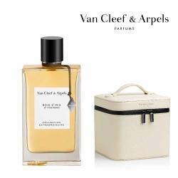VAN CLEEF & ARPELS 暖暖鳶尾花75ml(贈梵克雅寶典雅手提包)
