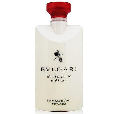 BVLGARI寶格麗 紅茶乳液75ml