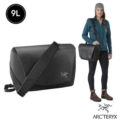 Arcteryx 始祖鳥 24系列 Fyx 9L 電腦斜肩包 黑