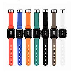 Amazfit Bip米動手錶青春版炫彩錶帶