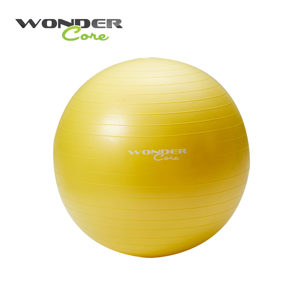 Wonder Core 抗力瑜珈球 (檸檬綠/65cm)