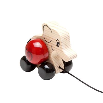 印度MAYA ELIFA小象手拉玩具-ELIFA/單一尺寸