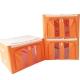 (活動)66L日式簡約收納箱66升3入-橙色 product thumbnail 2