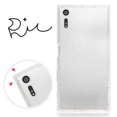 RedMoon Sony Xperia XZ 防摔氣墊透明TPU手機軟殼